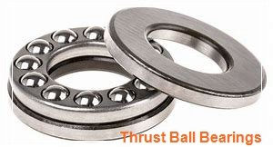 CONSOLIDATED BEARING 51417 F  Thrust Ball Bearing