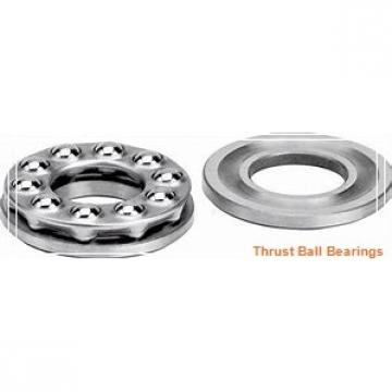 CONSOLIDATED BEARING 51200 P/5  Thrust Ball Bearing
