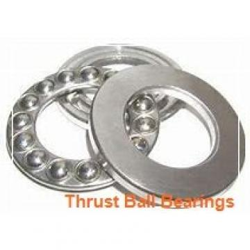 CONSOLIDATED BEARING 51180 M  Thrust Ball Bearing
