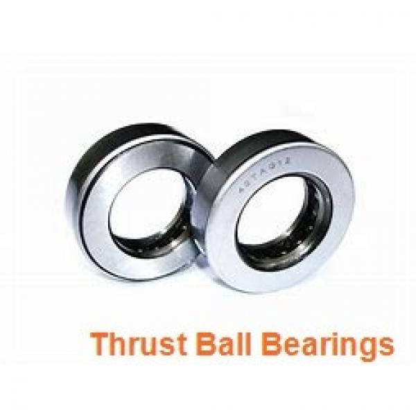 CONSOLIDATED BEARING 51414 F  Thrust Ball Bearing #1 image